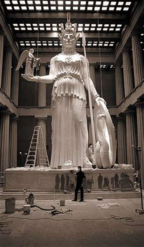 Alan LeQuire Sculpture :: Athena