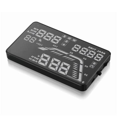 sale colorful obd 2 digital speedometer gps function
