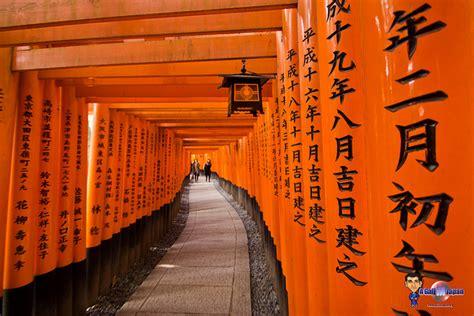 ecole de cuisine de fushimi taisha sanctuaire shinto et 10000 torii à
