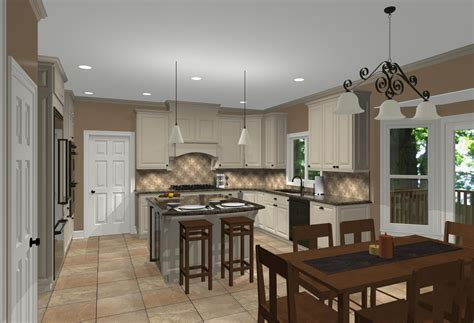cad views  kitchen design ideas  remodeling design