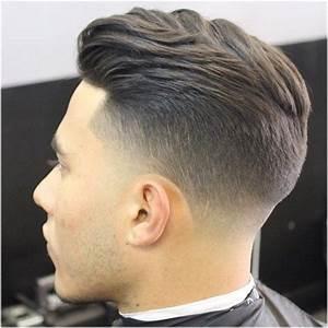 Types Of Fade Haircuts Man 2017 Men S Haircut Fade Back ...