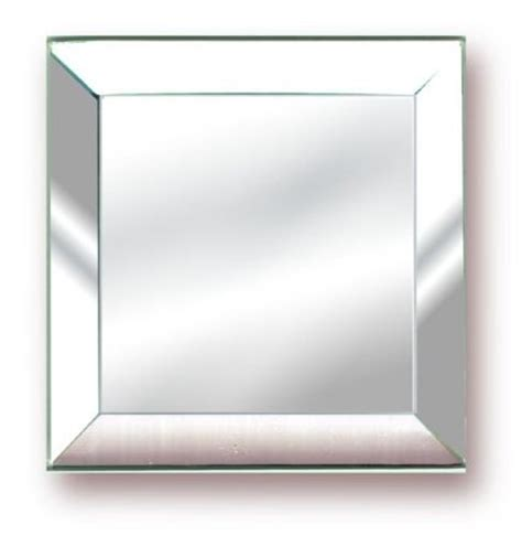 Small Square Mirror by 5mm Square Small Beveled Mirrors Feet Set Of 3 Crystal