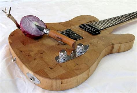 butcher block cutting board plans weekend project build an electric guitar from an ikea