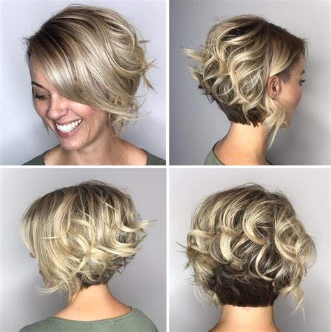 100 mind blowing short hairstyles for fine hair in 2019 a can dream stacked haircuts