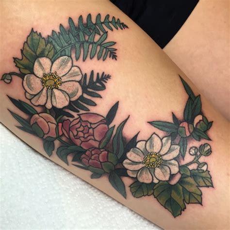 1001 + Dessins De Tatouage Fleur Et Leurs Significations