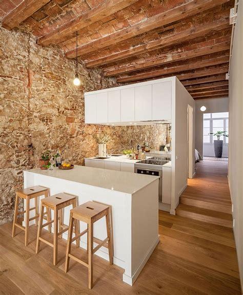 nineteenth century barcelona apartment   trendy