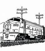 Coloring Diesel Pages Railroad Train Engine Drawing Trains Rail Printable Streamlined Getdrawings Getcolorings Sheets Locca Info sketch template