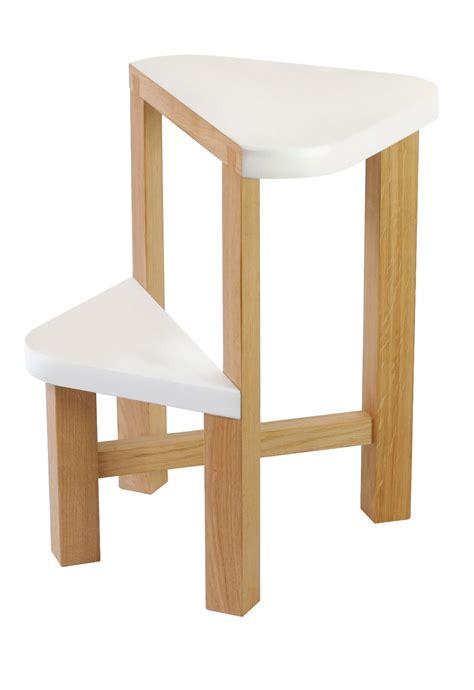 Escabeau Smarty  Tabouret  Table D'appoint  H 50 Cm
