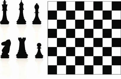 Chess Board Clipart Vector Illustrations Clip Silhouettes