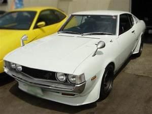 Oldskool Car Garage  Classic 70s Toyota Celica Liftback