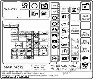 hyundai tucson tl 2016 2018 With 2008 hyundai tucson compartment fuse box diagram