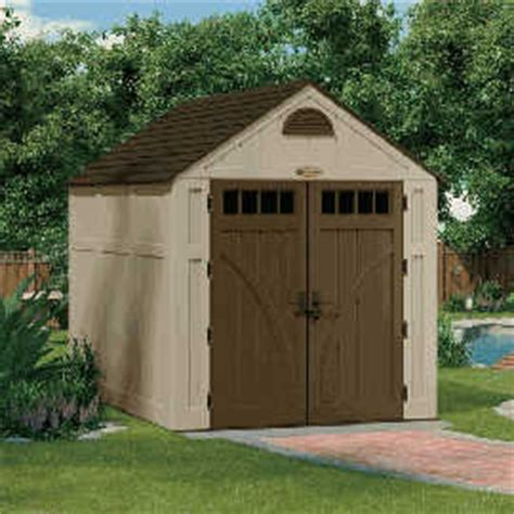 Suncast Brookland 7x7 Shed by Suncast Brookland 7x7 Storage Shed Bms7720 Free Shipping