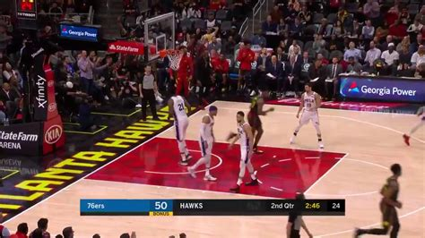 We offer you the best live streams to watch nba basketball in hd. PHILADELPHIA 76ERS VS ATLANTA HAWKS | VIDEO HIGHLIGHTS ...