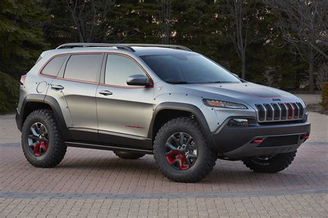 Official Jeep Reveals Two New Cherokee And A New Grand