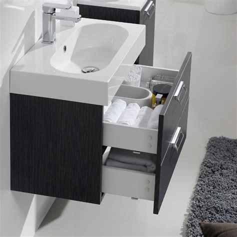mobile bagno 60 arredo bagno mobile alma da 60 cm in 3 con lavabo in