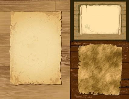 vector  paper  wood background ai svg eps vector