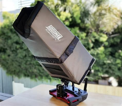 hoodman havhave ipad mini hood  mavic drone pro