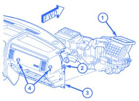 Jeep Grand Cherokee Passenger Side Electrical Circuit