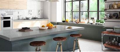 Gray Fantasy Quartz Kitchens Kent