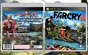 Far Cry 4 Back Cover | www.pixshark.com - Images Galleries ...