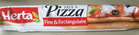 p 226 te 224 pizza et rectangulaire herta 385 g
