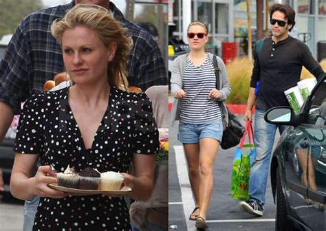 pictures  anna paquin  stephen moyer shopping  la