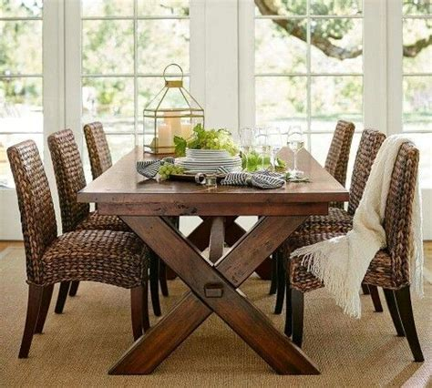 knock pottery barn seagrass chairs 1000 ideas about pottery barn kitchen on