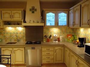 cuisine provencale jaune et bleu meilleures images d With la maison rouge perce 11 decoration cuisine style provencale