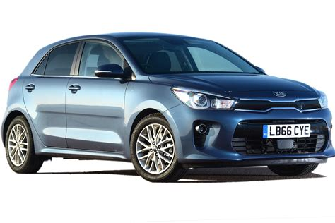 kia rio hatchback practicality boot space carbuyer