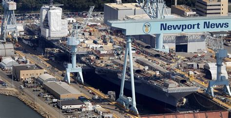 Newport News by Ncis Investigating Assault On Ford Carrier At Newport News