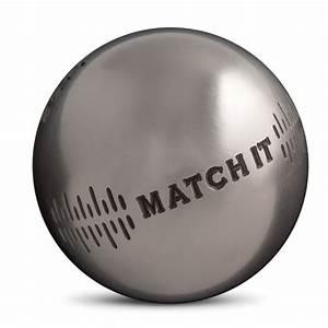 Boule De Petanque Inox : match it boule de petanque inox demi tendre obut ~ Premium-room.com Idées de Décoration