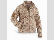 USMC Military Surplus FROG Jacket, New 657417, Camo