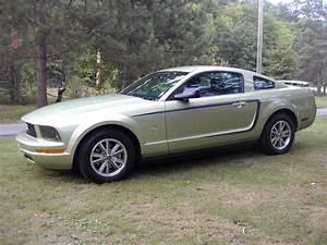 2005 Ford mustang v6 deluxe horsepower