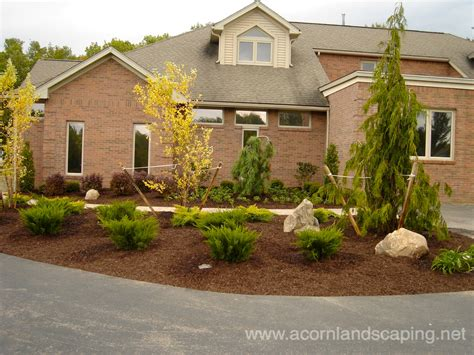 front yard design ideas pictures front yard landscape designs landscape traditional with asphalt paver driveway curb