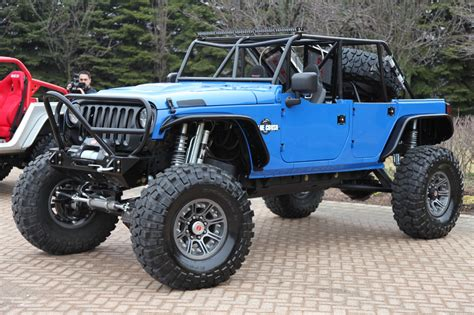 jeep wrangler buggy mopar wrangler blue crush 12 autoguide com news