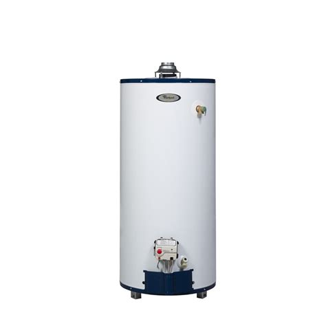 Shop Whirlpool 50gallon Tall 6year Liquid Propane Water