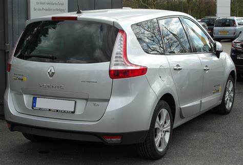 renault grand scenic 3 file renault grand sc 233 nic iii rear 20100410 jpg wikimedia commons