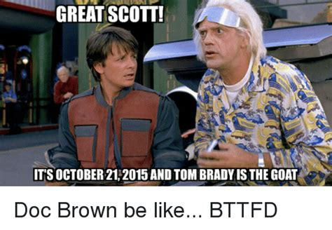 Great Scott Meme - 25 best memes about doc brown doc brown memes