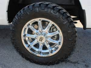 Rims and Tire Packages 4x4