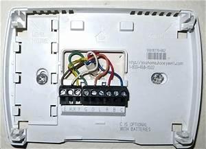 Wiring Diagram On Honeywell Rth111b Thermostat Wiring