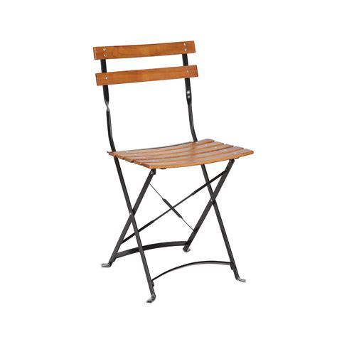 bistro folding chairs
