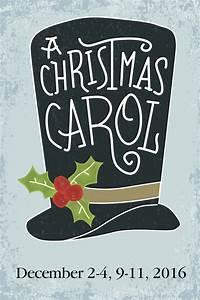 blt-christmas-carol-poster-copy - Visit Brookhaven Mississippi