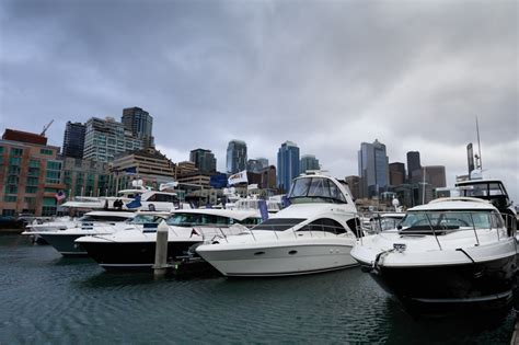 Seattle Boat Show Attendance by Seattle Boat Show Reports Positive Growth Northwest Yachting