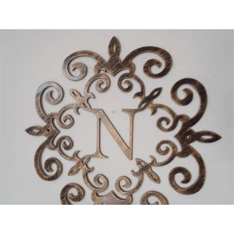 letter  wall decor amulette