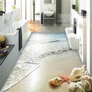 Aliexpress.com : Buy Modern sticker 3D floor bathroom ...