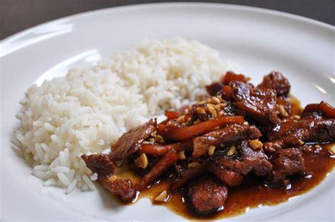 recettes hervé cuisine sauté de porc au caramel à la vietnamienne hervecuisine com