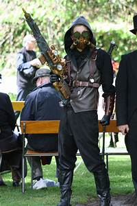 Steampunk Assassin Outfit - Photo 13 by vanbangerburger on DeviantArt