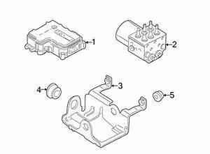 Gmc Yukon Valve  Modulator  Abs  A Valve For An Abs
