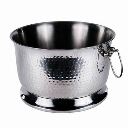 Hammered Tub Beverage Stainless Copper Coffee Urn