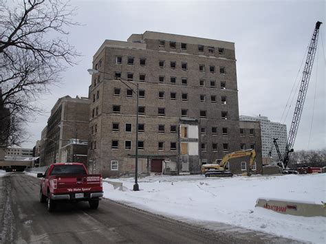 healthcare demolition projects heneghan wrecking